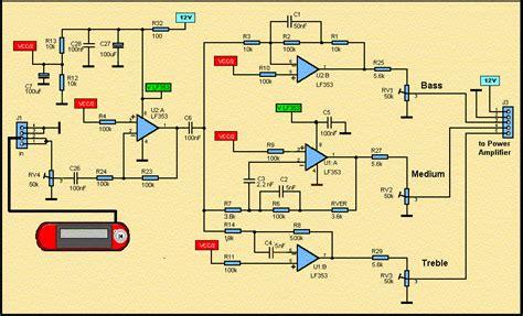 What Car Power Amplifier Schema Electronic Circuit