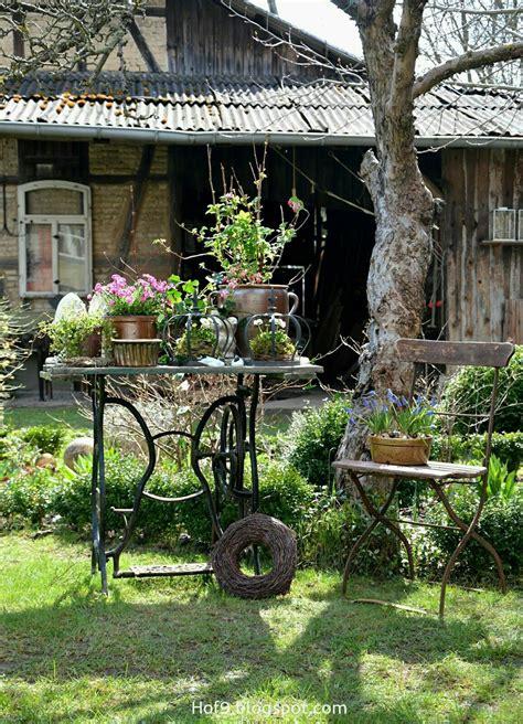 Deko Garten by Garten Blumen Deko Cottage Garden Decoraciones De