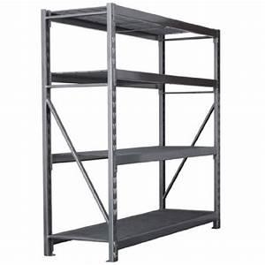 Etagere En Fer Pour Garage : etagere de rangement pas cher ~ Edinachiropracticcenter.com Idées de Décoration