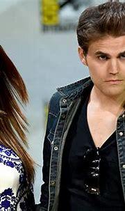 Vampire Diaries' Nina Dobrev and Paul Wesley Didn't Get Along