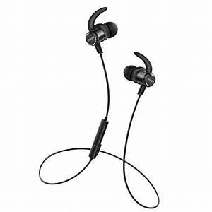 Bluetooth Kopfhörer In Ear Test 2018 : anker soundbuds slim bluetooth in ear kopfh rer leichte ~ Jslefanu.com Haus und Dekorationen
