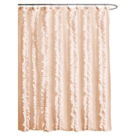 joss and ruffled shower curtains and products on