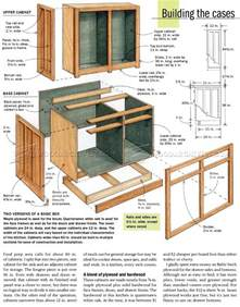 how to build a portable kitchen island kitchen cabinets plans woodarchivist