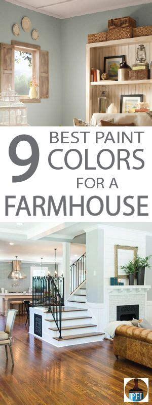 farmhouse paint colors ideas  pinterest farm