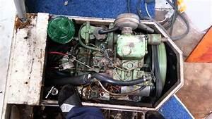 Volvo Penta Md1 1 Zylinder Diesel Tuckerboot