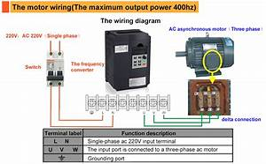Variable Frequency Drive  Mysweety Vfd Inverter Frequency