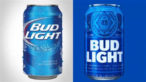 busch light new can bud light introduces new label but how effective can it