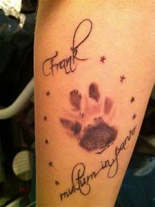 Sprüche Für Tattoos : suchergebnisse f r 39 pfote 39 tattoos tattoo lass deine tattoos bewerten ~ Frokenaadalensverden.com Haus und Dekorationen