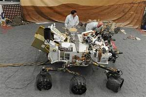 Curiosity Rover Size Comparison (page 3) - Pics about space