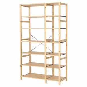 Ikea Holzregal Keller : best 25 ikea ivar shelves ideas on pinterest picture ~ Lizthompson.info Haus und Dekorationen