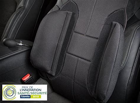 siege ergonomique pour voiture coussin lombaire ad 39 just pour voiture coussin pour le