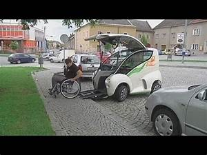 Disabled Ramp Design New Car Offers Freedom For Disabled Drivers Youtube