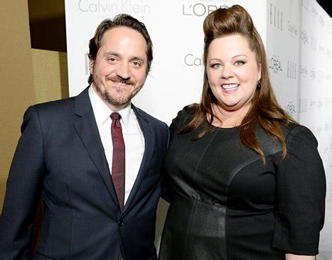 Ben Falcone Says Wife Melissa McCarthy Was