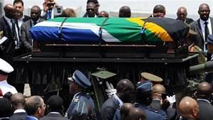 Des Fun U00e9railles Plan U00e9taires Pour Nelson Mandela