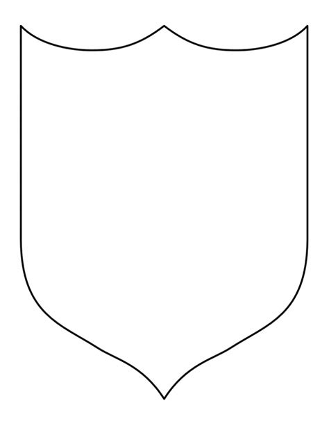 Coat Of Arms Template Coat Of Arms Template Symbols Design