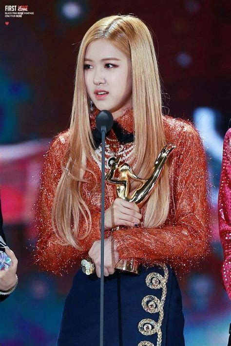 photo rose golden disk awards blink amino