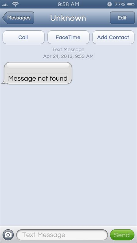 blank text message iphone best photos of blank iphone text template blank iphone