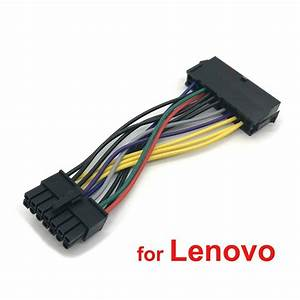 14 To 24 Pins Lenovo Thinkcentre E73 Pc Power Supply Psu