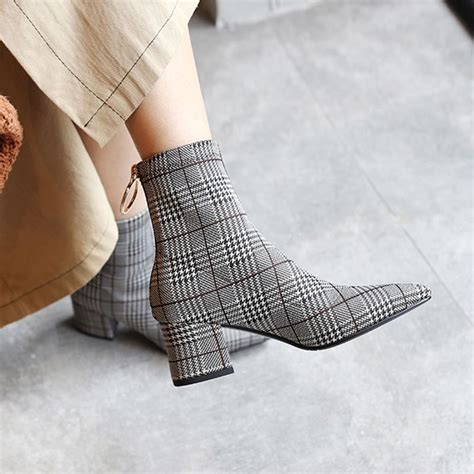 classy  casual ankle boots    good   feet bussiness outfit boots