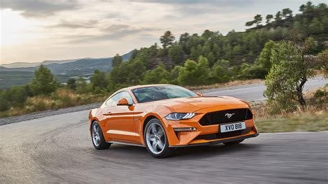 2018 Ford Mustang Gt Wallpapers & Hd Images