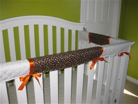 crib teething guard stacey says 187 day 6 s korner giveaway