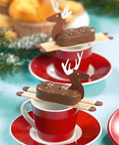 Tischdeko Weihnachten Selber Machen : festliche tischdeko zum selbermachen springende schoko ~ Watch28wear.com Haus und Dekorationen