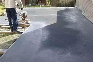 prix beton colore pour terrasse 2 terrasse en beton for With beton colore pour terrasse prix