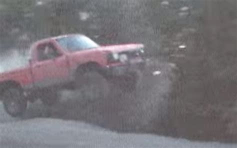 hump day jump ford ranger jumps general lee style ford
