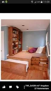 Bett 1 60x2 00 : die besten 25 verstecktes bett ideen auf pinterest ein bett verstecken klappbett und schlafsofa ~ Bigdaddyawards.com Haus und Dekorationen