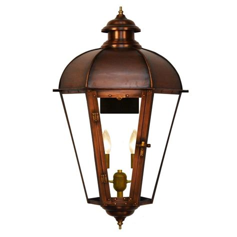 copper outdoor wall mounted lighting outdoor lighting