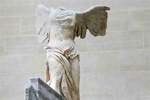 The Winged Victory of Samothrace is back on show at the ...
