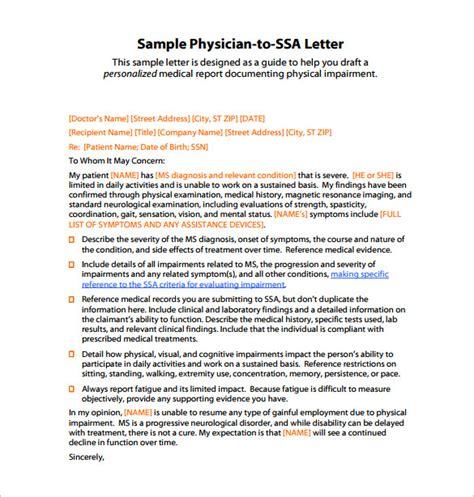 doctor letter templates    premium