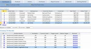 product inventory database template for access access With access product database template