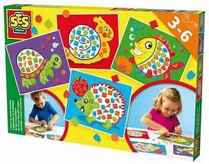 Jeux Enfant 4 Ans : achat j apprends la mosa que 3 ans jeu cr atif mosa ques ~ Dode.kayakingforconservation.com Idées de Décoration