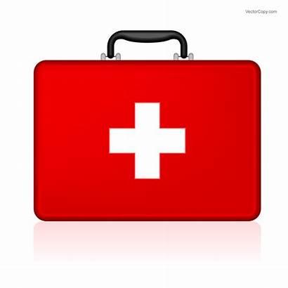 Aid Kit Clipart Medkit Medicine Clip Bag