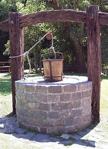 Free Wishing Well Plans PDF - WoodWorking Projects & Plans
