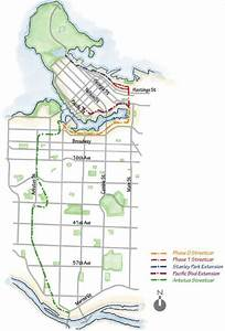 City Of Vancouver Reveals Preliminary Design Plans For Arbutus Corridor Streetcar