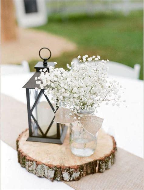 rustic elegance wedding centerpiece ideas  lanterns