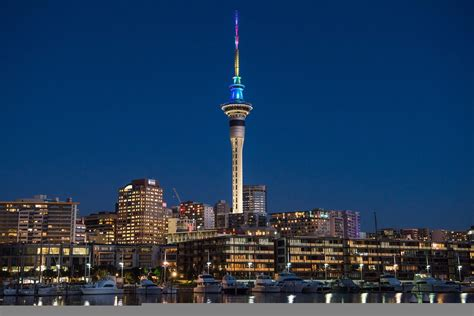 Sky Tower Stands Tall For Rainbow Community  Express Magazine