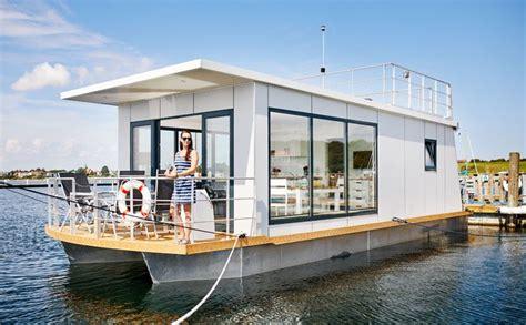 Tiny Häuser Ostsee by Floatinghouse Hausboot Kaufen Ostsee Ruegen Flensburger