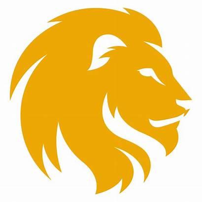 Lion Head Transparent Clip Clipart Designs