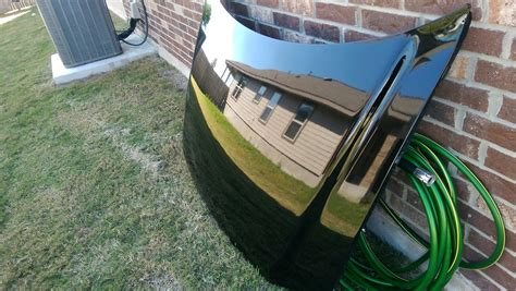 texas painted 2007 oem hood black paint code ua ford f150 community of ford truck fans