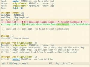 Magit - Emacs Package For Git