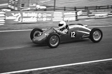 Vintage Formula 3 Racing Car