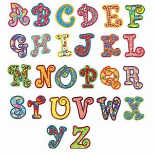 10 chunky applique font images embroidery applique With embroidery applique letters