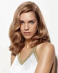 Coiffure Des Années 50 : coiffures ann es 40 ~ Melissatoandfro.com Idées de Décoration