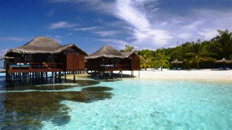 Luxury Water Villas In The Maldives  Overwater Bungalows