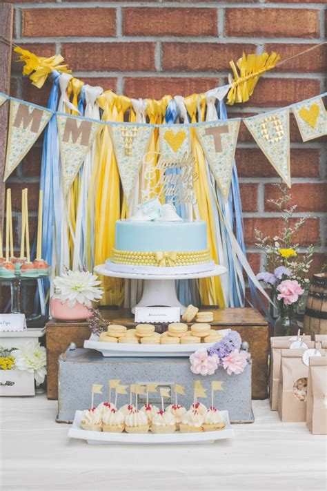 baby shower ideas for baby