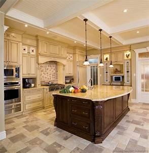 luxury kitchen designs With kitchen cabinets design with islands