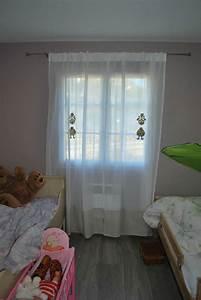 Voilage Fenetre Salon : la chambre des grands la p 39 tite maison des barbadines ~ Teatrodelosmanantiales.com Idées de Décoration